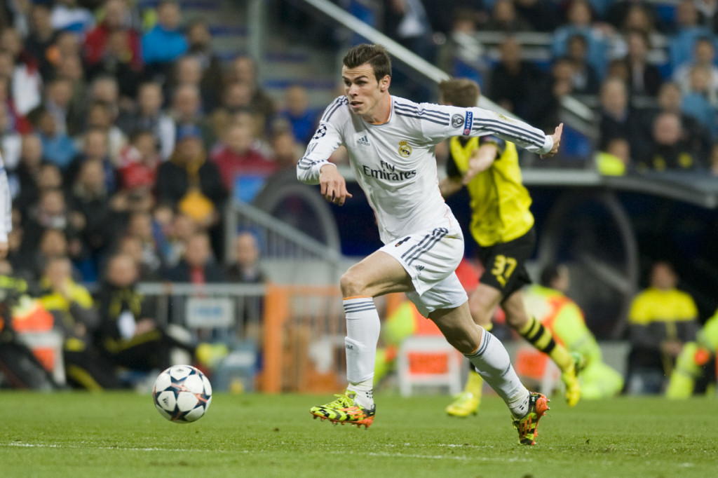 Real Madrid v Borussia Dortmund UEFA Champions League