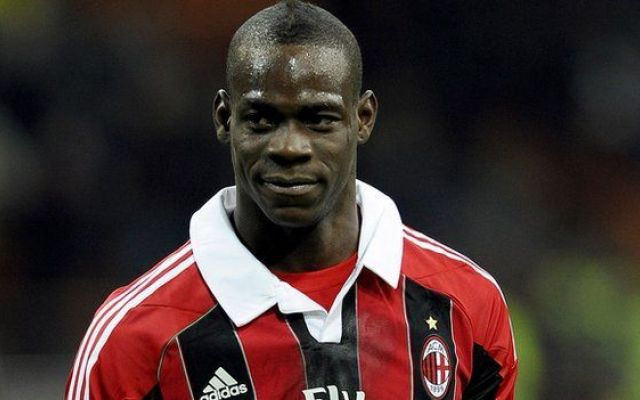 Balotelli Milan - calciostreaming