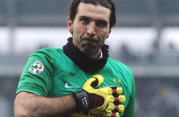 Buffon Juventus - calciostreaming