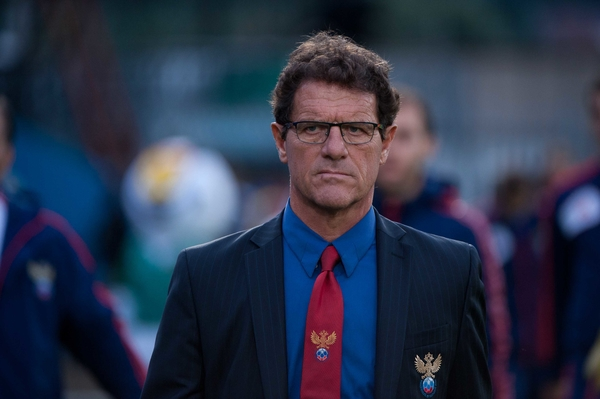 Capello Rusia - Focus