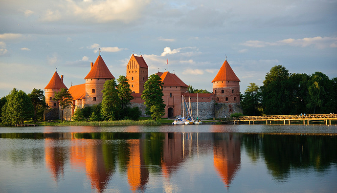 Trakai foto: Flickr Jerry