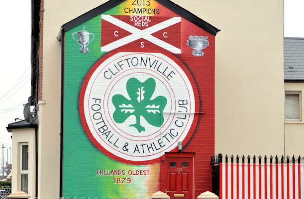 Cliftonville. Foto: lbert Bridge.