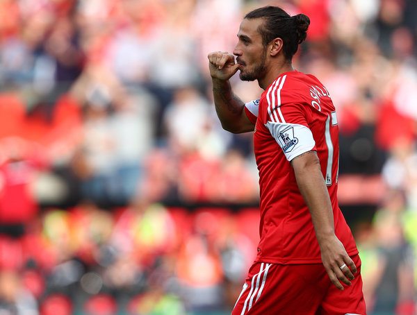 Southampton v Crystal Palace Barclays Premier League