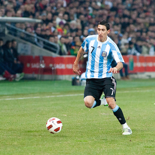 Argentina Di María Foto:Global Panorama