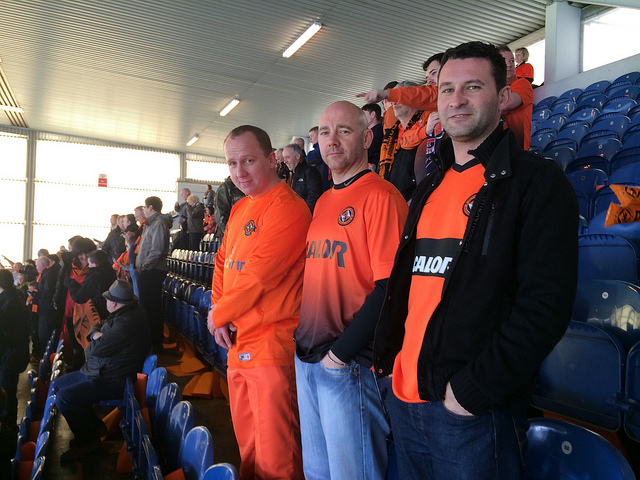 Dundee United Foto: gordon.milligan