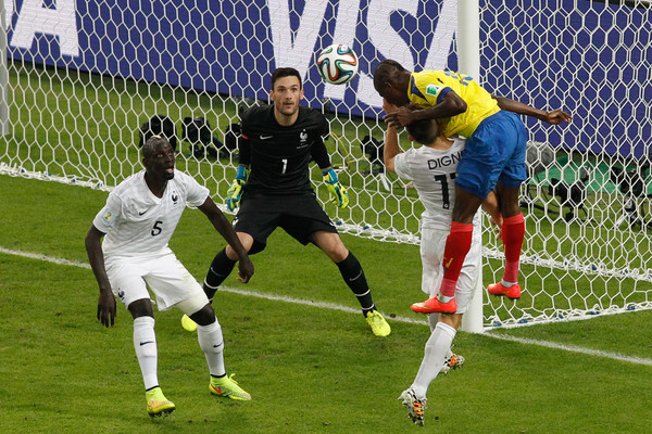Ecuador v France2014 FIFA World Cup