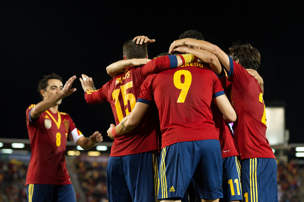 Spain v Belarus2014 FIFA World Cup Qualifying
