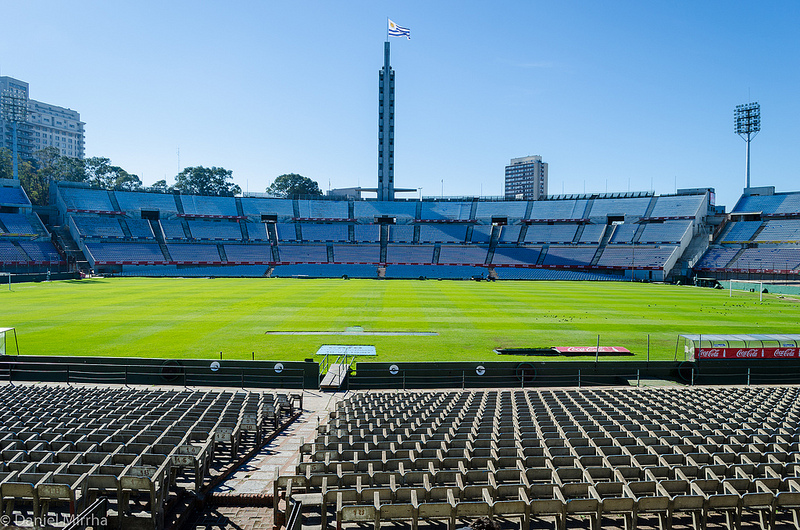 Estadio Centenario Montevideo - Daniel Mirrha