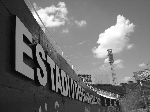 Estadio Defensores del Chaco - yonolatengo