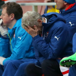 Wenger desesperado Arsenal Monaco Focus Images Ltd