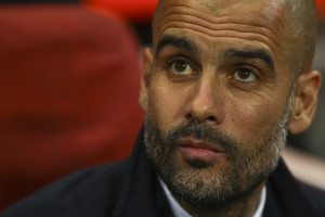 Pep Guardiola (Foto: Focus Images Ltd)