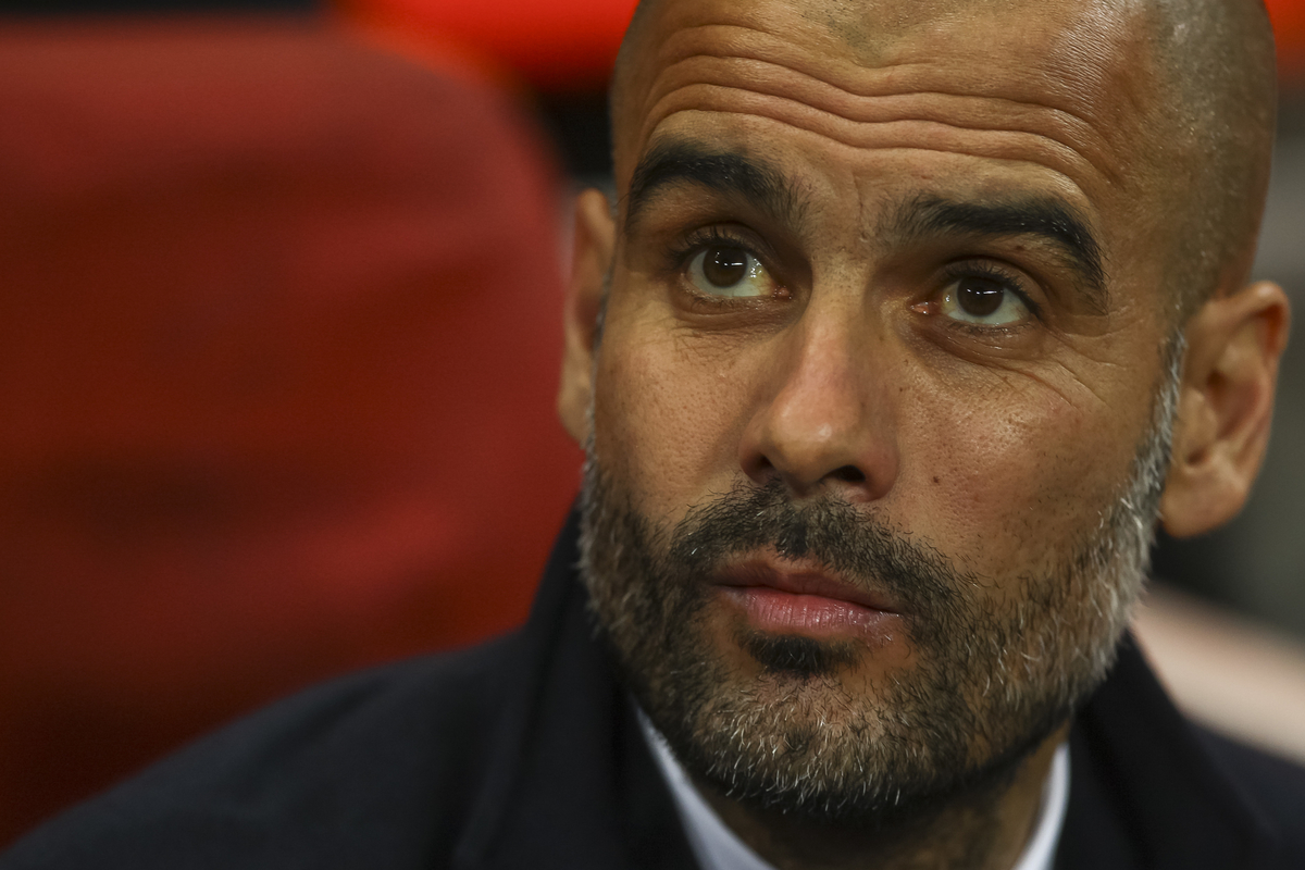 Bayern Munich Guardiola Focus