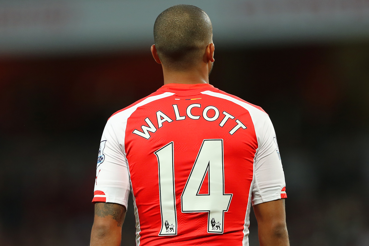 Theo Walcott, jugador del Arsenal (Foto: Focus Images Ltd)