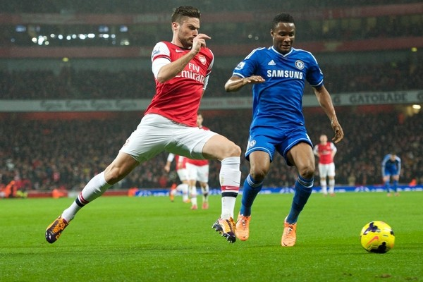 Arsenal - Chelsea (Foto: Focus Images Ltd)