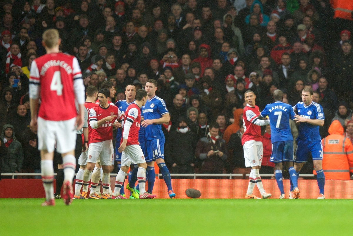 Arsenal v ChelseaBarclays Premier League