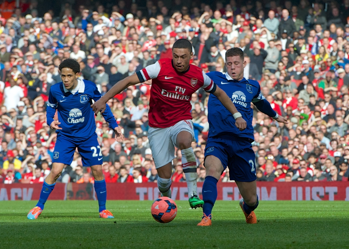 Arsenal v EvertonThe FA Cup