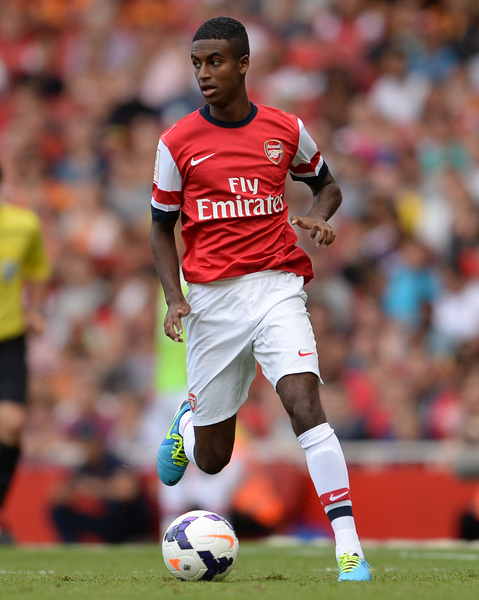 Zelalem Arsenal - Focus