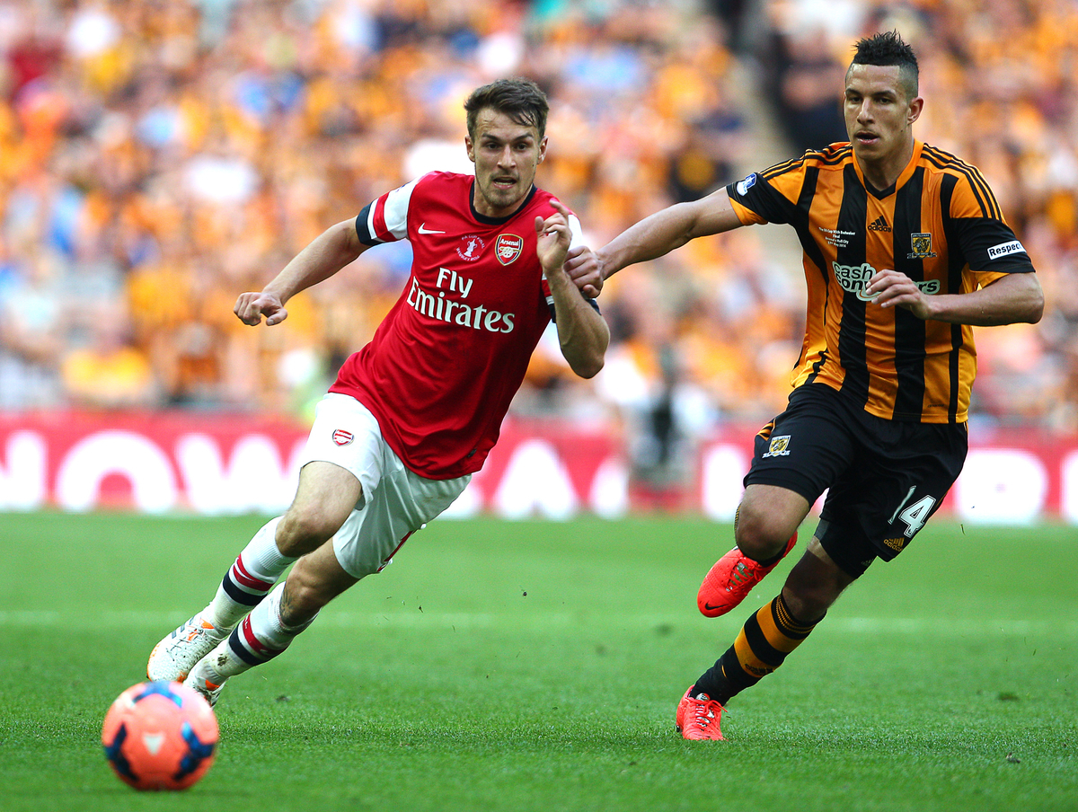 Ramsey Hull FA Cup Final Focus