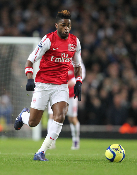 Alex Song Arsenal Focus