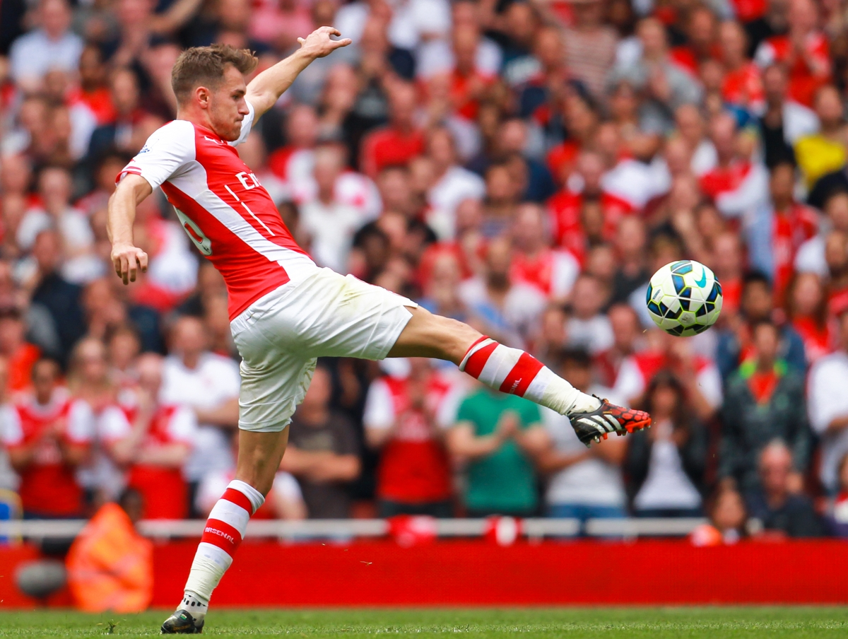Arsenal Ramsey Focus