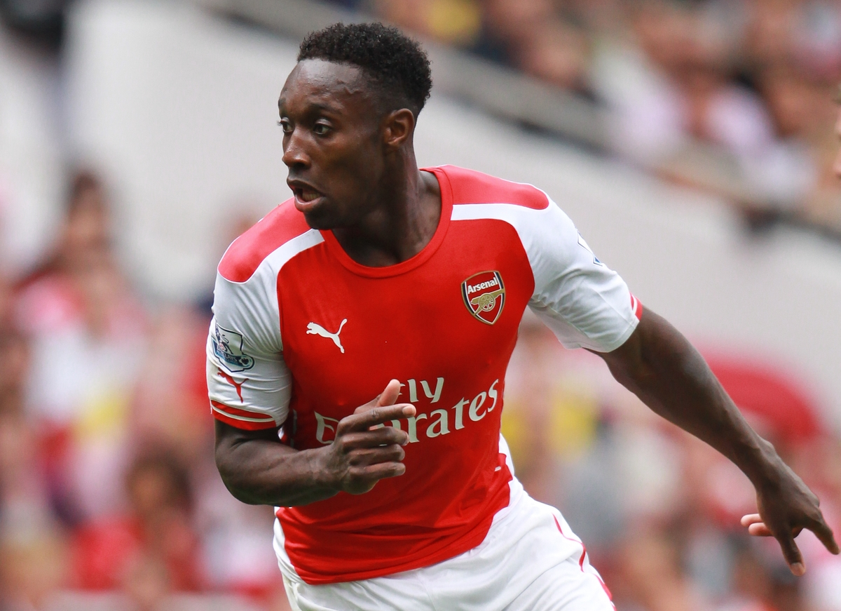Welbeck Arsenal Focus