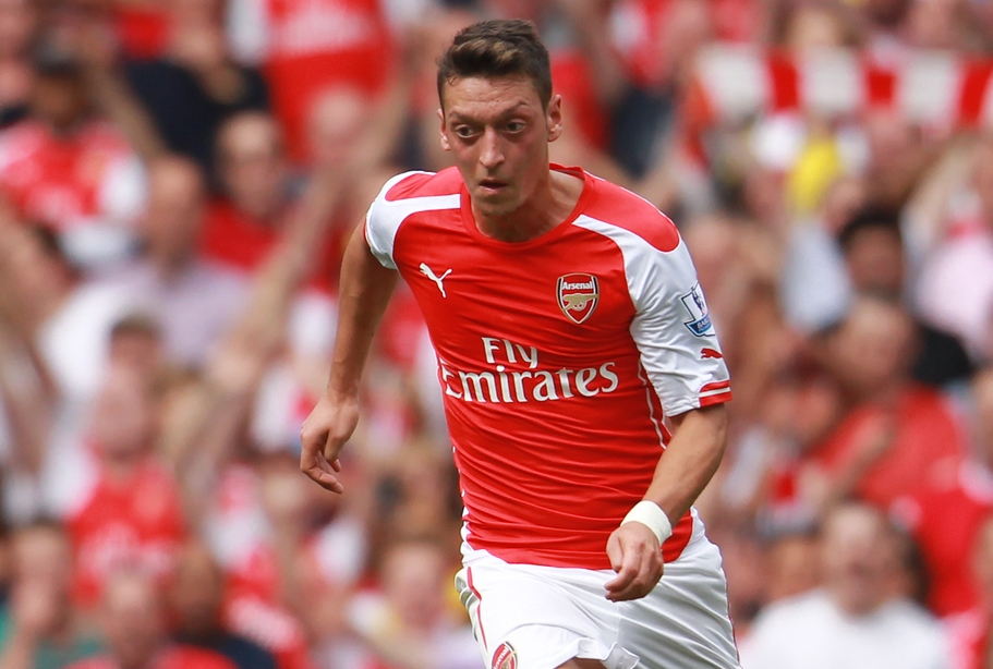 Ozil Arsenal FOcus