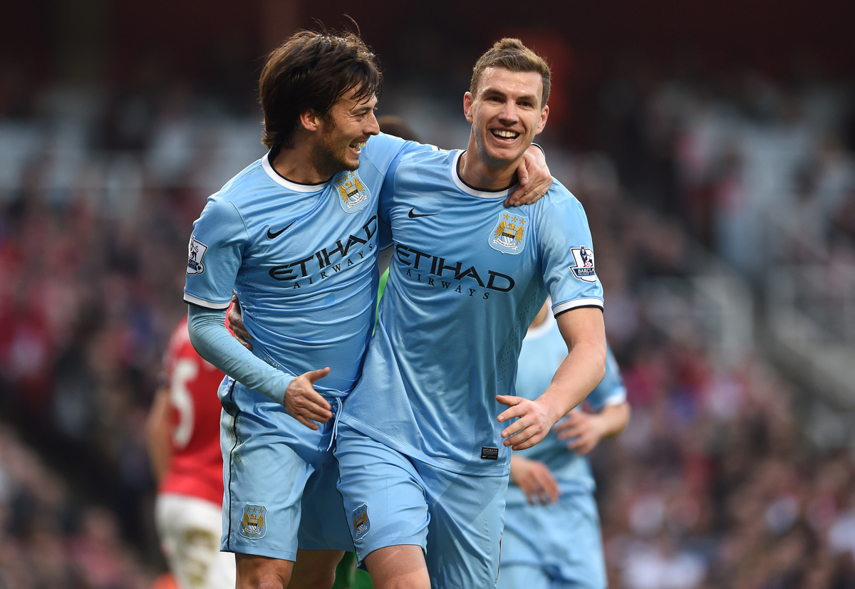 Arsenal v Manchester City Barclays Premier League