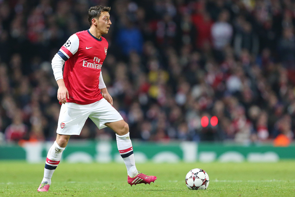 Ozil-Arsenal-Focus