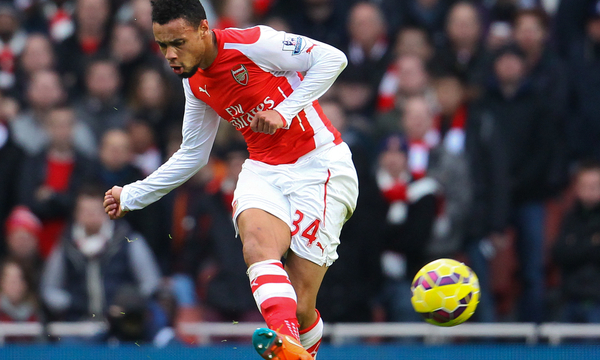 Coquelin Arsenal Focus