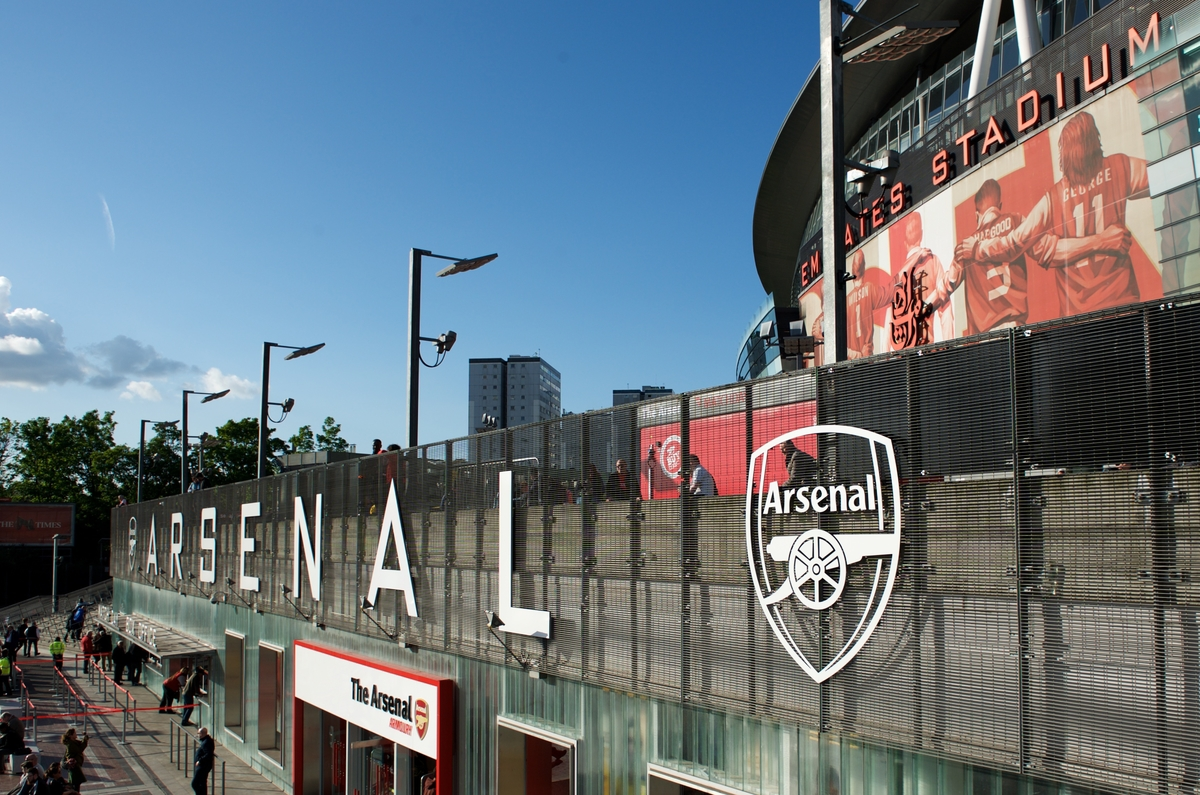 Vista general del Emirates Stadium. Foto de Alan Stanford/Focus Images Ltd.