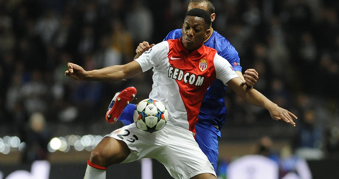 Anthony Martial Monaco Focus