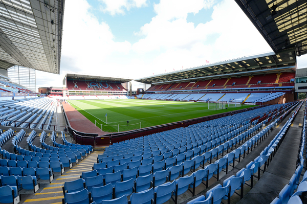 A general view of Villa Park before the Barclays Premier League match at Villa Park, Birmingham Picture by Russell Hart/Focus Images Ltd 07791 688 420 23/08/2014