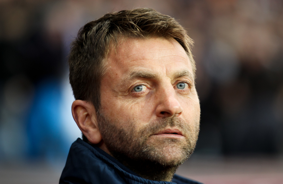 Aston Villa manager Tim Sherwood before the Barclays Premier League match at Villa Park, Birmingham Picture by Tom Smith/Focus Images Ltd 07545141164 07/04/2015