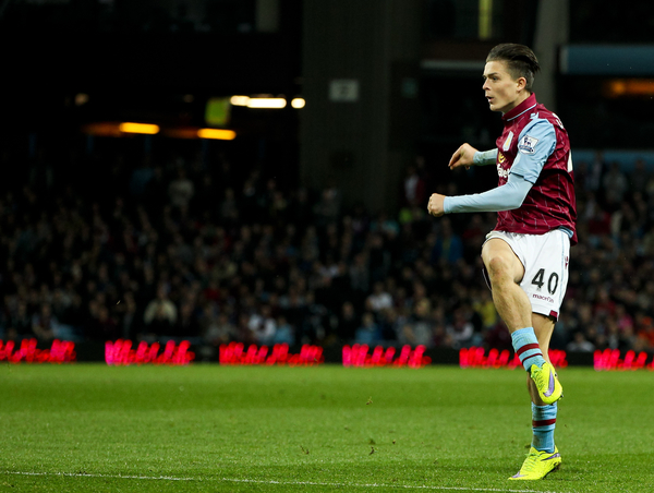 ¿Qué hará Jack Grealish con su vida? / Foto: Focus Images Ltd