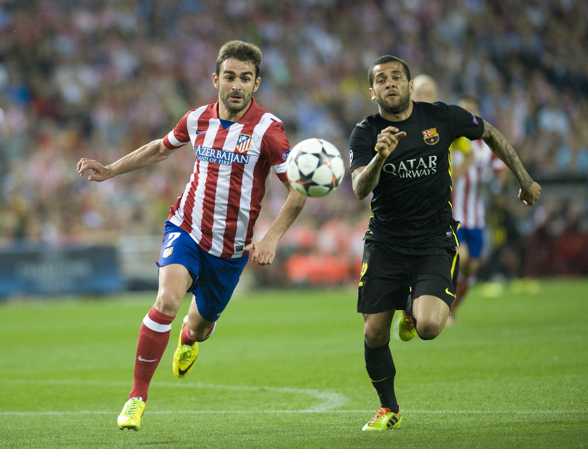 Athletico Madrid v FC Barcelona UEFA Champions League