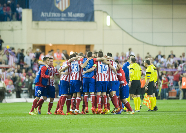 Atletico de Madrid-Focus