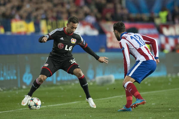 Atletico Madrid v Bayer Leverkusen UEFA Champions League