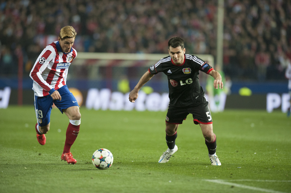 Atletico Madrid v Bayer LeverkusenUEFA Champions League