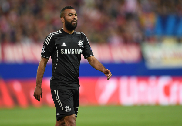Ashley Cole-Chelsea-Focus