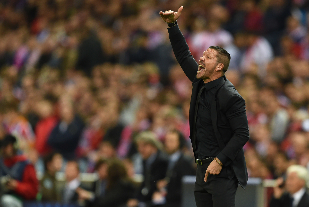 Simeone. Foto: Focus Images Ltd.