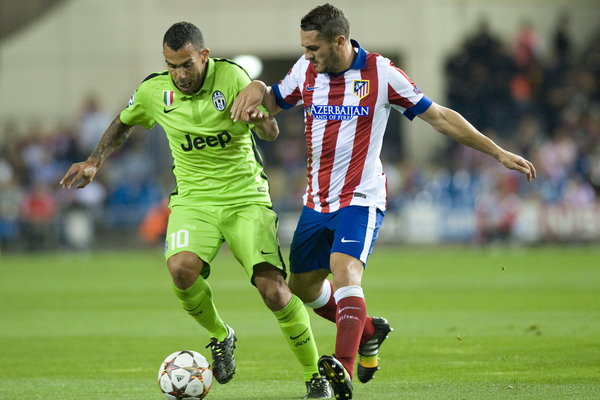 Atletico Madrid v JuventusUEFA Champions League