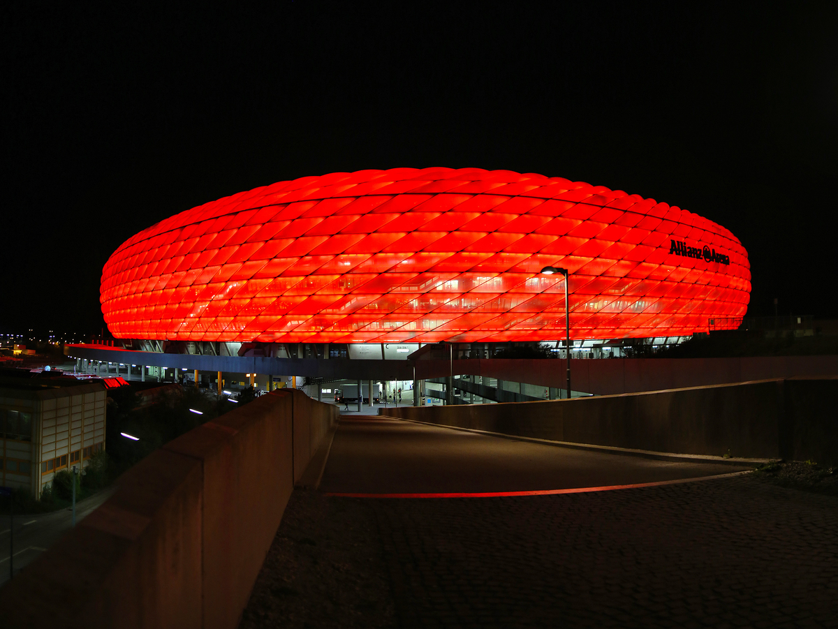 Allianz Arena Bayern Munich Focus