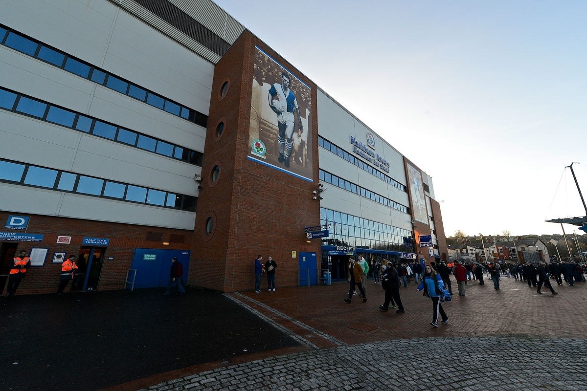 Picture by Ian Wadkins/Focus Images Ltd +44 7877 568959 29/12/2013 General view of the exterior of the stadium ahead of the Sky Bet Championship match at Ewood Park, Blackburn.