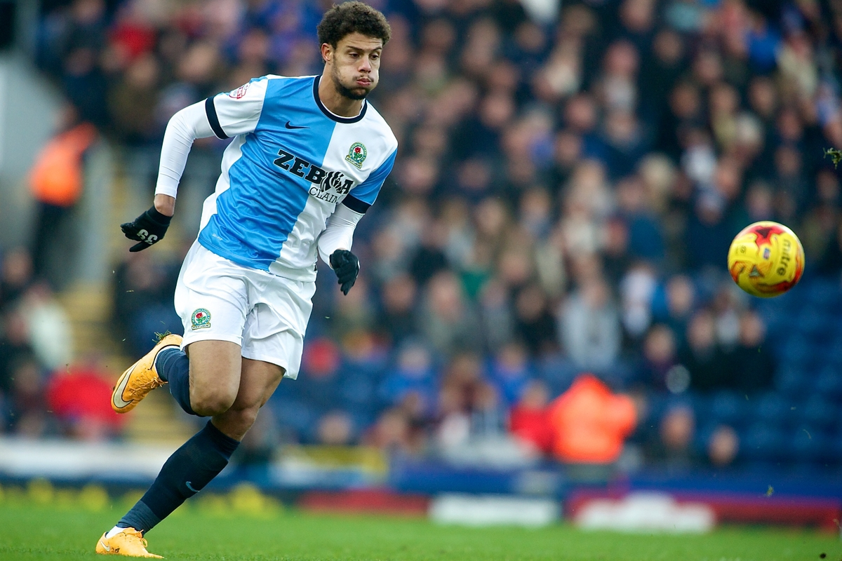 Blackburn Rovers Gestede Focus