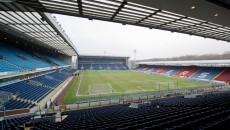 A general view of the stadium before the FA Cup match at Ewood Park, Blackburn Picture by Russell Hart/Focus Images Ltd 07791 688 420 14/02/2015