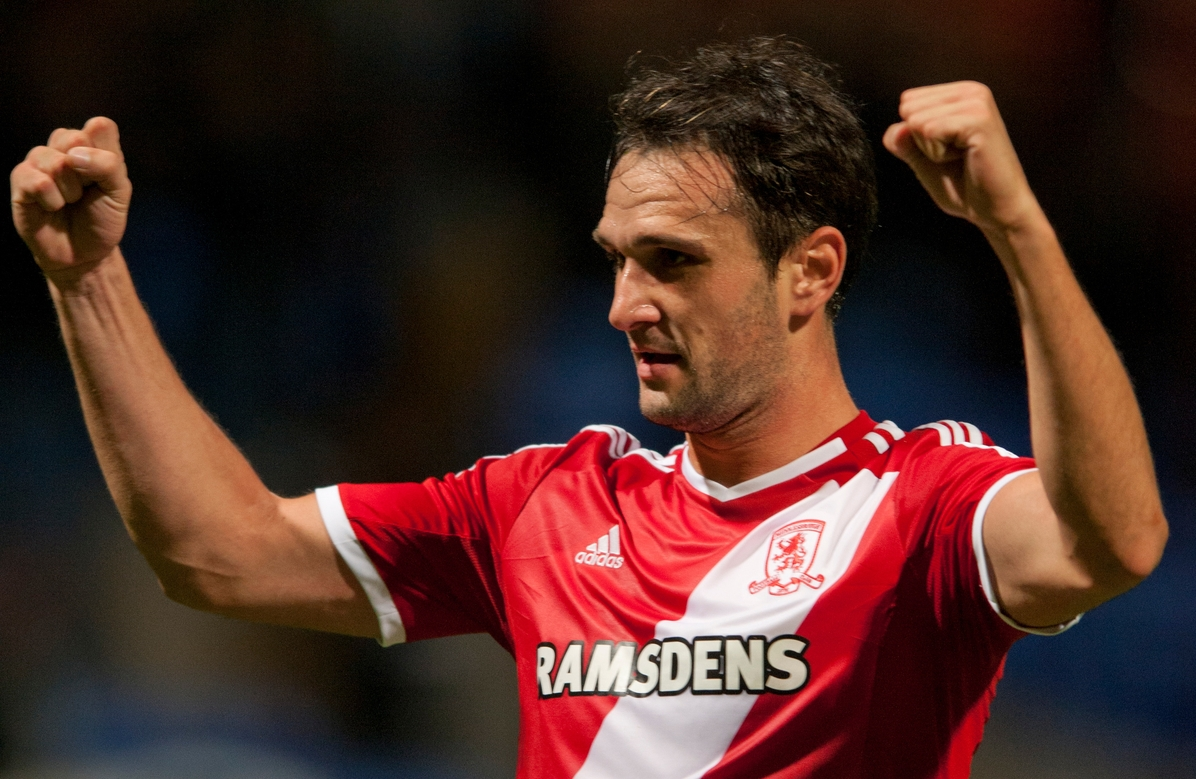 Kike García Middlesbrough Focus
