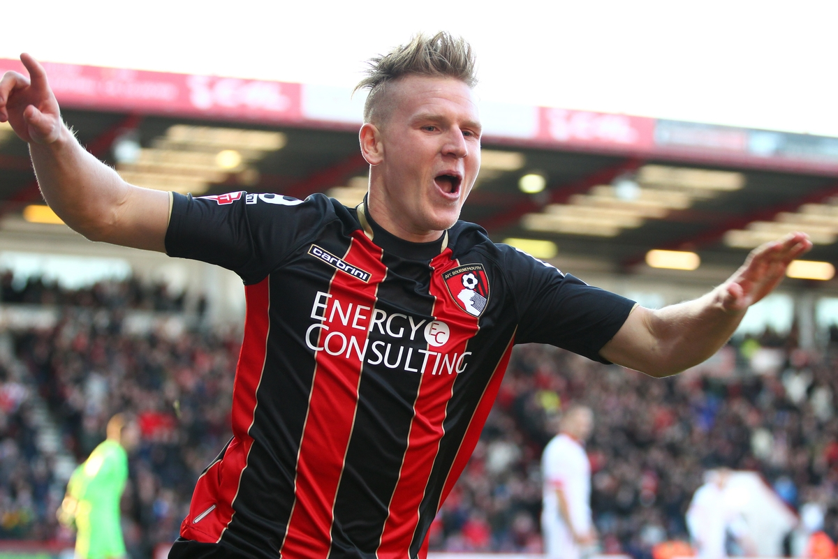 Bournemouth Matt Ritchie FOcus