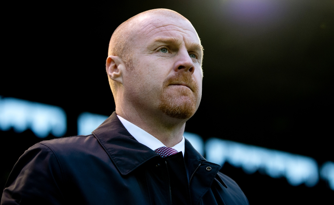Sean Dyche Focus Burnley