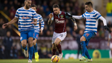 Burnley QPR Ings - Focus