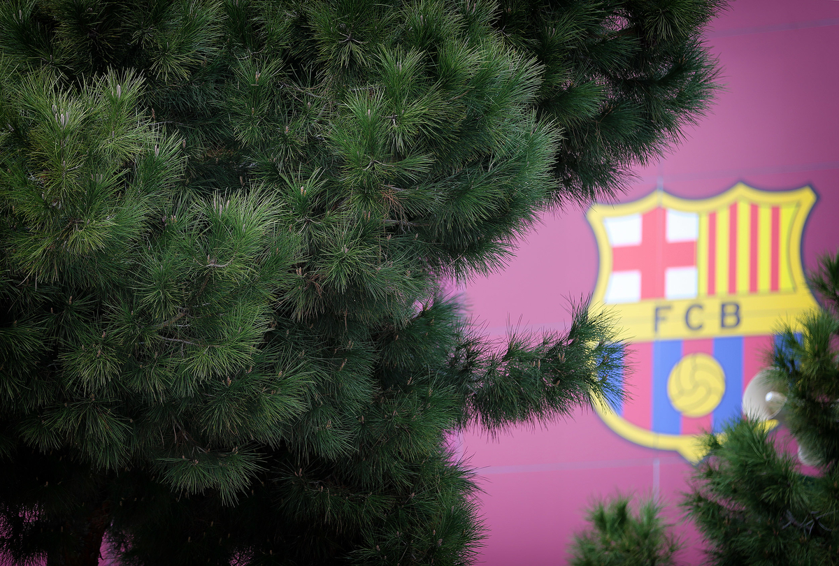 General view of Camp Nou, home of FC Barcelona. Picture by Richard Calver/Focus Images Ltd +447792 981244 11/03/2014